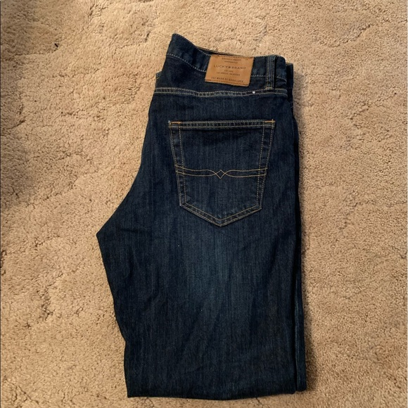 "Lucky Brand Other - ""Like new"" Men's Lucky Brand jeans"